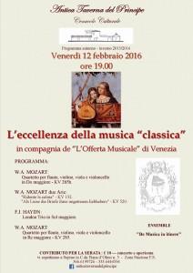Orchestra Offerta Musicale di Venezia - L'eccellenza della musica classica
