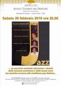 The new vanguard fourline - Jazz